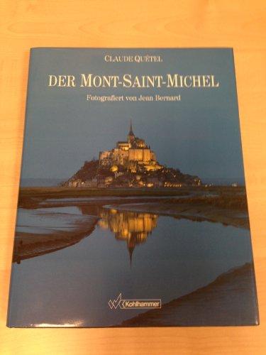 9783170116535: Der Mont-Saint-Michel