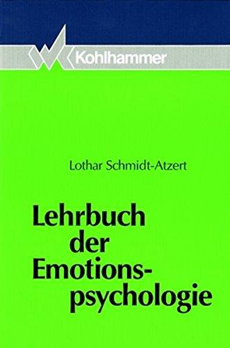 9783170118478: Lehrbuch der Emotionspsychologie (German Edition)