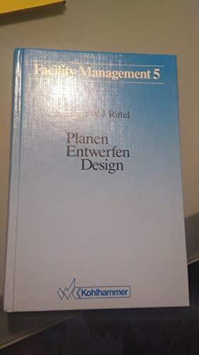 9783170123588: Planen, Entwerfen, Design. Ausgewählte Schriften zu Theorie und Methodik