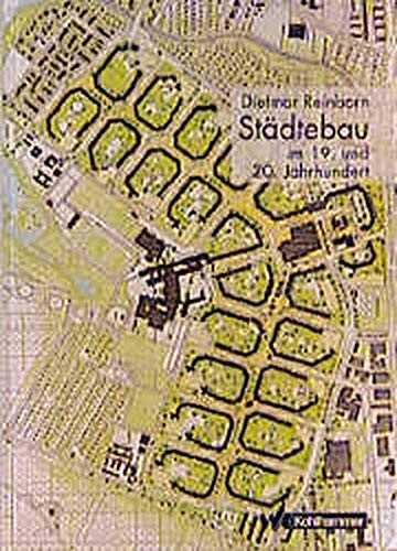 9783170125476: Städtebau im 19. und 20. Jahrhundert.
