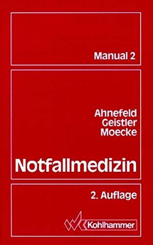 9783170128637: Notfallmedizin