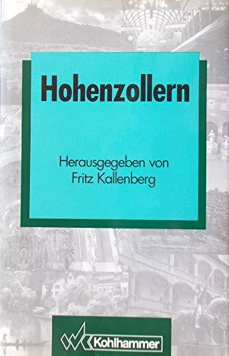 9783170128859: Hohenzollern (Schriften zur politischen Landeskunde Baden-Württembergs)