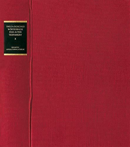 Theologisches Wörterbuch zum Alten Testament, Band IX: Aramäisches Wörterbuch: ...