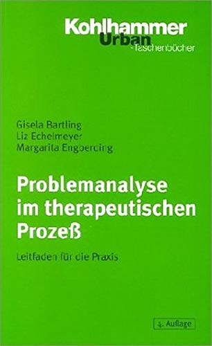 9783170145108: Problemanalyse im therapeutischen Prozeß. Leitfaden für die Praxis.