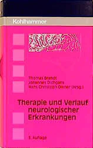 9783170151444: Therapie und Verlauf neurologischer Erkrankungen (Livre en allemand)