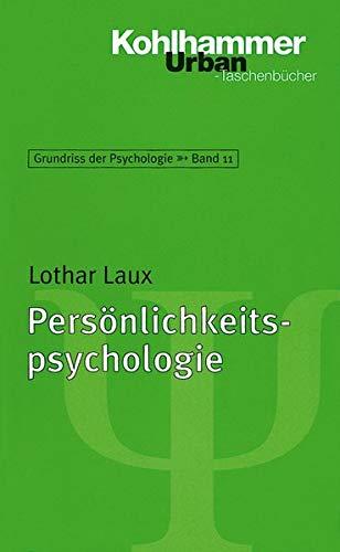 9783170151628: Grundriss der Psychologie / Pers�nlichkeitspsychologie