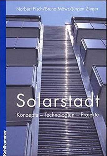 9783170154186: Solarstadt