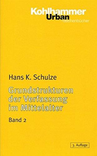 9783170163935: Grundstrukturen Der Verfassung Im Mittelalter: Familie, Sippe Und Geschlecht (Urban-Taschenbucher) (German Edition)
