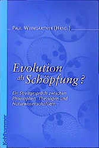9783170164345: Evolution als Sch�pfung?