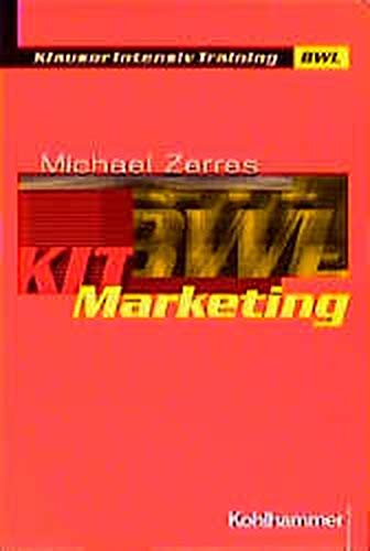 Marketing.: Zerres, Michael P.;
