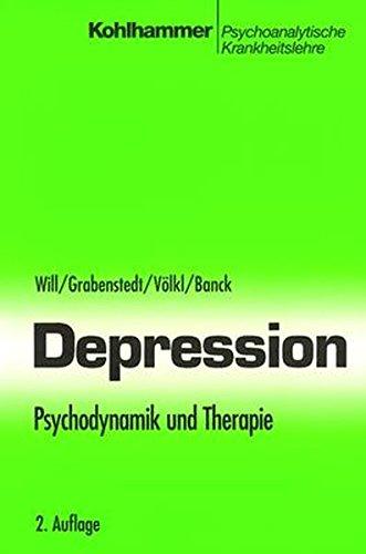 9783170166400: Depression. Psychodynamik und Therapie.