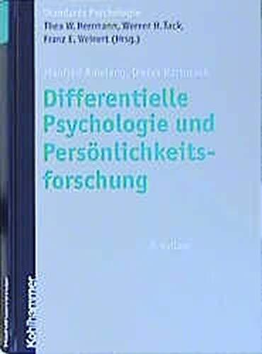 9783170166417: Differentielle Psychologie und Persönlichkeitsforschung