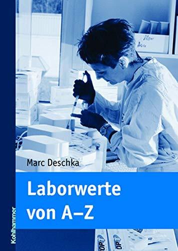 9783170183445: Laborwerte von A - Z.