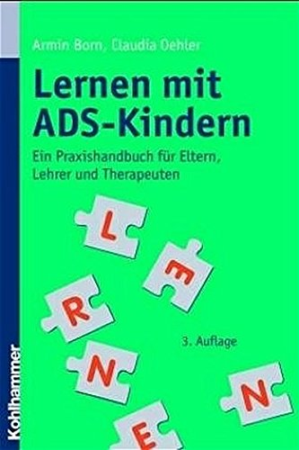 9783170186323: Lernen mit ADS-Kindern