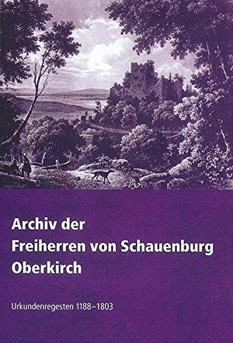 Archiv der Freiherren von Schauenburg Oberkirch: Magda Fischer