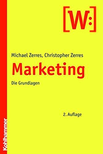 Marketing: Christopher Zerres