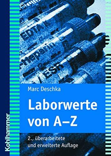 9783170198487: Laborwerte von A-Z