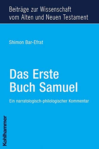 Das Erste Buch Samuel: Shimon Bar-Efrat