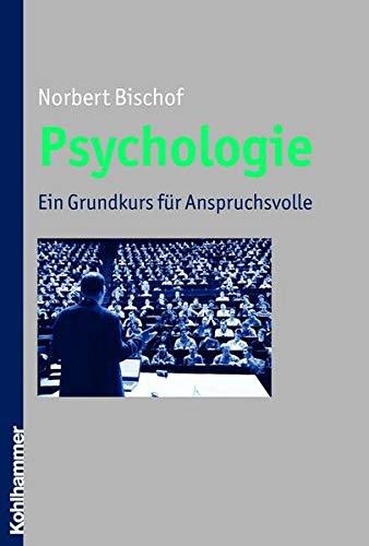 9783170203655: Psychologie