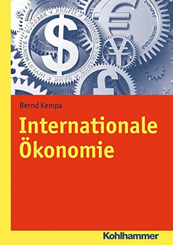 9783170208124: Internationale Ökonomie