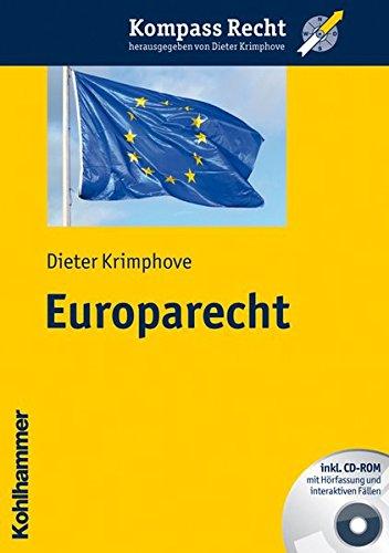 9783170209367: Europarecht (Kompass Recht)