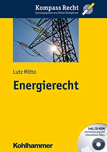 9783170220850: Energierecht (Kompass Recht) (German Edition)