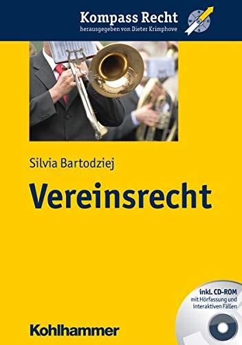 9783170223011: Vereinsrecht (Kompass Recht) (German Edition)