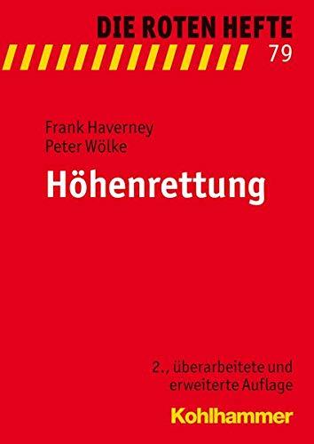 9783170225251: H�henrettung (Die Roten Hefte)