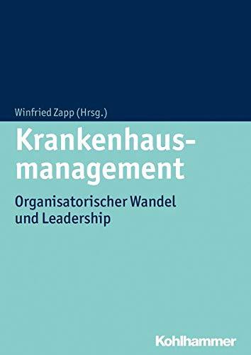 Krankenhausmanagement: Winfried Zapp