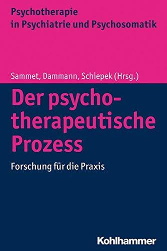 9783170248144: Der psychotherapeutische Prozess (Psychotherapie in Psychiatrie Und Psychosomatik)