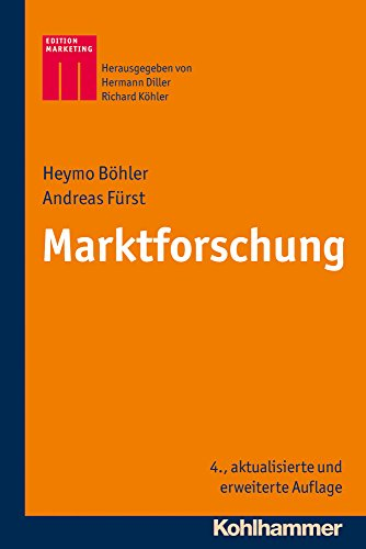 9783170252981: Marktforschung (Kohlhammer Edition Marketing)