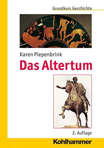 9783170255685: Das Altertum (Grundkurs Geschichte) (German Edition)