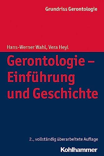 9783170261259: Gerontologie - Einführung und Geschichte (Urban-Taschenbucher)