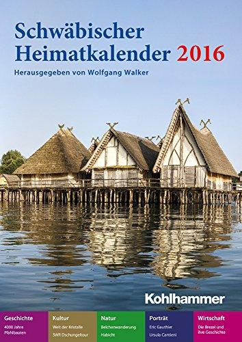 9783170290198: Schw�bischer Heimatkalender 2016