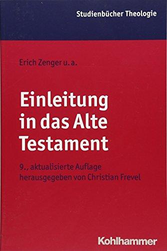 9783170303515: Einleitung in Das Alte Testament (Kohlhammer Studienbucher Theologie) (German Edition)