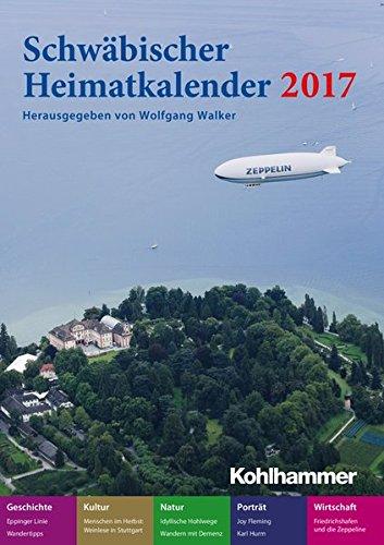 9783170309708: Schwabischer Heimatkalender 2017
