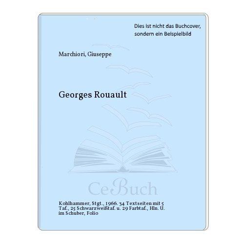 Georges Rouault: Marchiori, Giuseppe