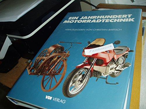 9783184007577: Ein Jahrhundert Motorradtechnik