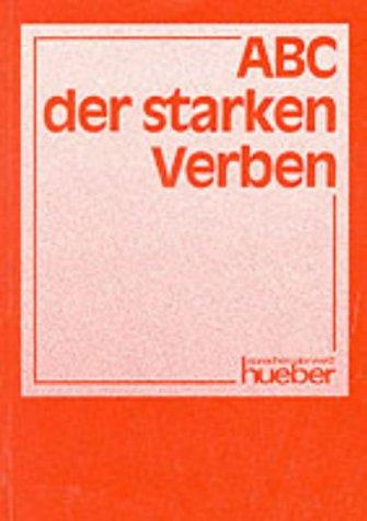 9783190010585: Verben ABC: ABC Der Starken Verben