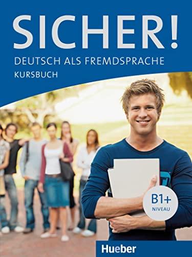 9783190012060: Sicher!: Kursbuch B1+