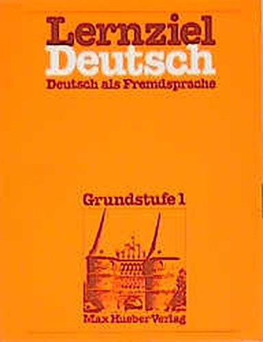 9783190013616: Lernziel Deutsch - Level 1: Lehrbuch 1