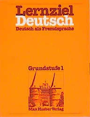Lernziel Deutsch - Level 1: Lehrbuch 1: Hieber, Wolfgang, Wolfgang