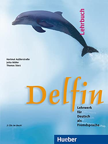 9783190016013: Delfin: Kursbuch (including 2 audio CDs)