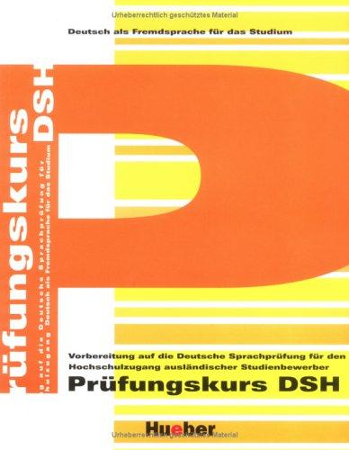 9783190016082: Prufungskurs DSH: Ubungsbuch und Cassette (German Edition)