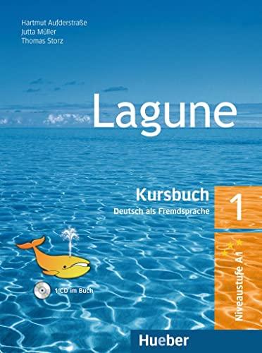 9783190016242: LAGUNE KURSBUCH 1-AUDIO CD