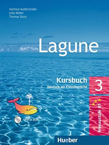Lagune: Kursbuch MIT Audio-CD 3 (German Edition): unknown