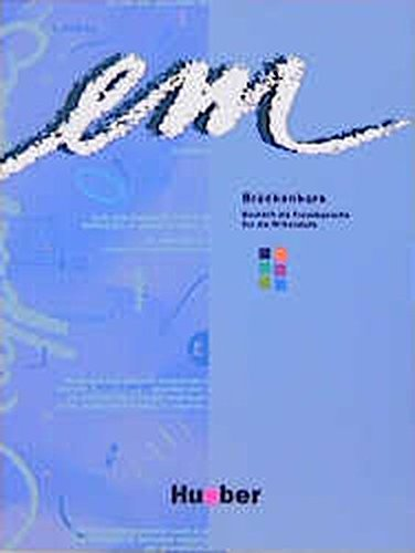 em, Br?ckenkurs, Kursbuch: Michaela Perlmann-Balme, Susanne