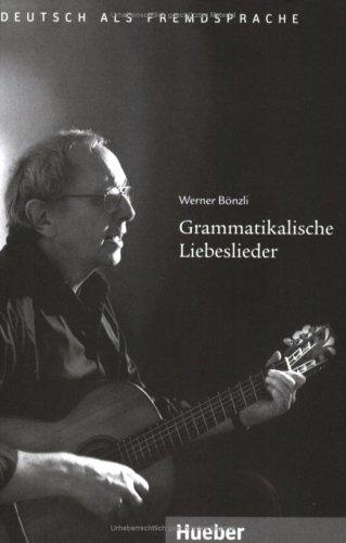 9783190016617: Grammatikalische Liebeslieder: Audio-CD