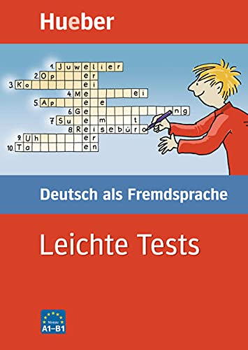 Hueber dictionaries and study-aids: Leichte Tests: Wortberg, Christoph