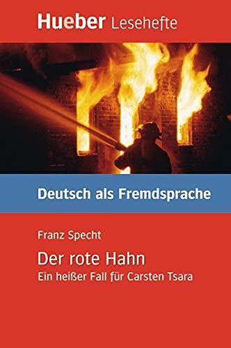9783190016686: Lesehefte Deutsch als Fremdsprache Stufe B1. Rote Hahn